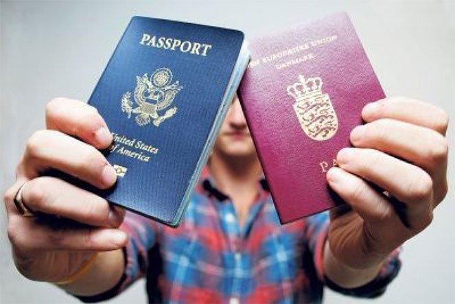 Легко ли сменить гражданство