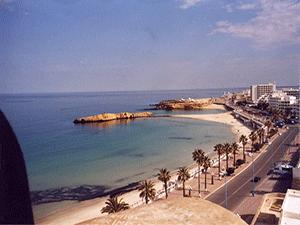 Едем в Тунис