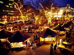 Рождество в Европе