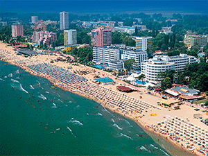 Пляжи Солнечного Берега