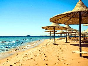 Пляжи в Египте