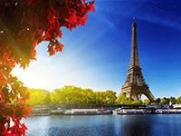 Едем отдыхать в Париж