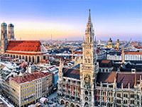 Сколько времени лететь до Мюнхена
