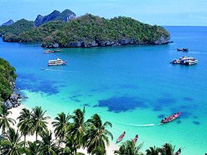 Едем в Таиланд