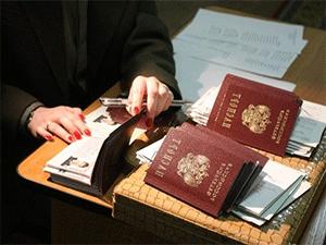 Миграционный контроль граждан