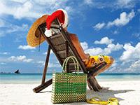 Пляжный отдых в январе
