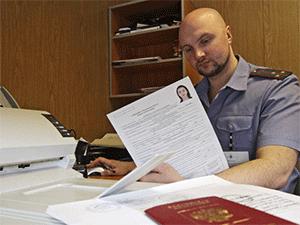 Миграционная карта в Россию: образец заполнения в 2018 году