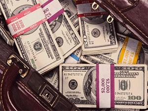Перевозка денег через границу