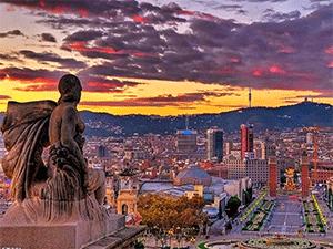Путешествие по Барселоне