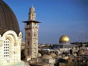 Жизнь в Иерусалиме
