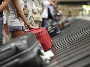 Осмотр багажа на границе