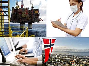 Ищем работу в Норвегии