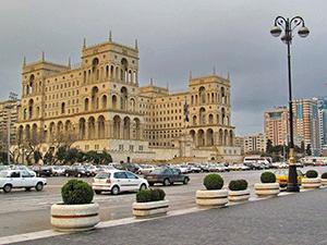 Путешествие по Баку