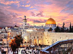 Зимние каникулы в Израиле