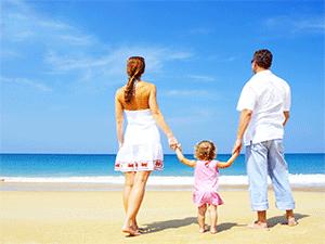 Семейное путешествие
