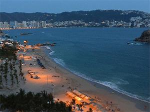 Жизнь в Акапулько