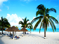 Мексиканская жемчужина: погода в Канкуне по месяцам
