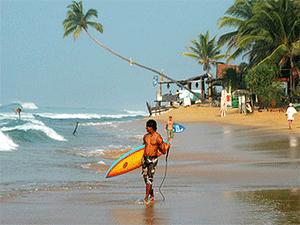 Серфинг в Анаватуне