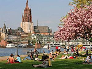 Жизнь во Франкфурте