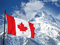 Флага Канады