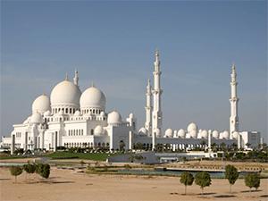 Весна в Абу-Даби