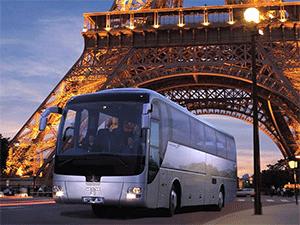 Экскурсии в Европу