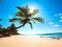 Где устроить пляжный отдых в марте
