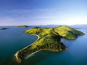 Жизнь на острове