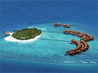 Остров, где всегда плюс 30: погода по месяцам в Мале