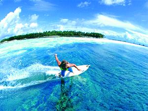 Серфинг в Мале