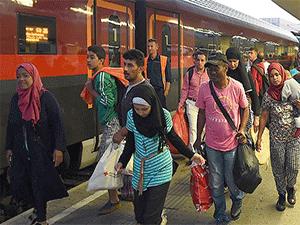 Беженцы во Финляндии
