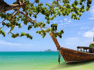 Тайские моря