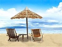 Где найти в апреле недорогой отдых у моря