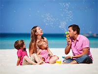 Какую страну выбрать для отдыха с детьми в апреле