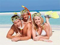 Пляжный отдых в апреле: выбираем океан и континент