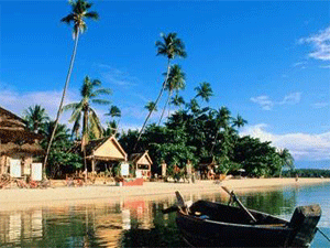 Отпуск на островах