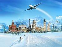 Рынок мирового туризма достиг 561 млн человек