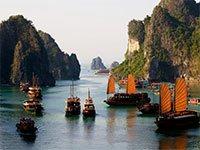 Турпоток во Вьетнам вырос на 20%