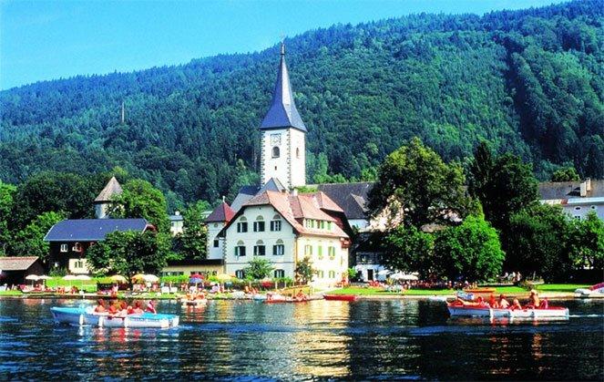 Едем в Австрию