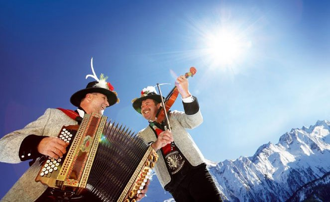 Музыка в Австрии
