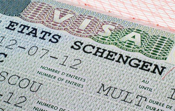 Список необходимых документов для получения Шенгенской визы