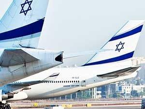 Летим в Израиль
