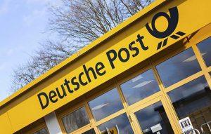 Особенности почтовой службы в Германии