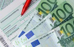 Налоги с зарплаты в Германии