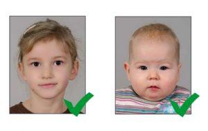 Образец 6 фото на шенген