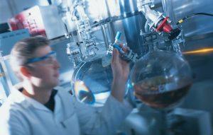Химическое производство в Германии