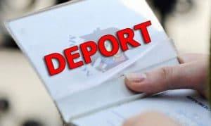 Выдворение и депортация: главные отличия