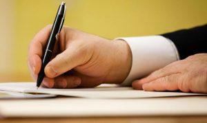 Написание заявления на отказ от гражданства