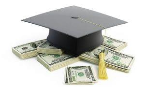 Цена за обучение в вузе