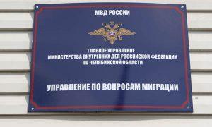 Подразделение ГУВМ МВД РФ